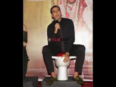 Akshay Kumar FEARS That Toilet Ek Prem Katha Might FLOP Like Shahrukh's JHMS, Takes A Major Step!