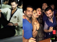 STRANGE! Is Saif Ali Khan AVOIDING Bollywood Parties For This Reason?