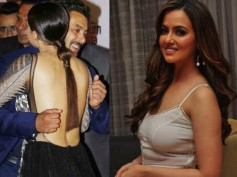 SHE IS DAMN ANGRY! Sana Khan Lashes Out At People Who Called Her Hug With Salman Khan 'Awkward'