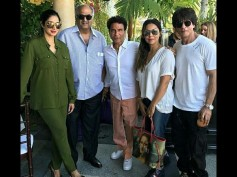 WEIRD INCIDENT! When A Drunk Girl CLUNG To Shahrukh Khan, While He Was Roaming With Gauri Khan!