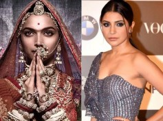 AND SHE LIED! Anushka Sharma's SHOCKING REPLY When Asked About Deepika Padukone's Padmavati Look