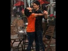 ROMANCE IS IN THE RAINS! Sidharth Malhotra & Rakul Preet Singh Get Mushy; What's Cooking?