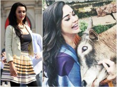 SCINTILLATING PICS: Pictures Of British Beauty Amy Jackson In Chikkamagaluru!