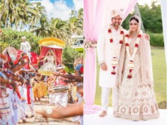 Heavenily Bliss! Aftab Shivdasani Gets Remarried To His Wife Nin Dusanj! View Inside Pictures