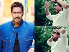 Ajay Devgn Shows Who's The Boss By Beating Shahrukh Khan At The Box Office! Read Details