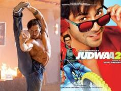 Sajid Nadiadwala Shows Who's The Boss! Masters Judwaa 2 & Baaghi 2 At The Same Time!