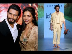 Forget His Romance With Deepika Padukone! Ranveer Singh's Love Interest In Padmavati Is Jim Sarbh?