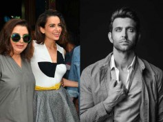 KAHAANI MEIN TWIST! Farah Khan Claims She Was Misquoted When She Spoke About Hrithik-Kangana Row