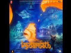 Kedarnath New Poster: A Hint Of Sushant Singh Rajput- Sara Ali Khan's Intense Chemistry Tells A Tale