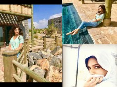 WE ARE SO JEALOUS! Kriti Sanon Is Chillin' Like A Boss In Oman [SEE PICTURES]