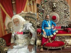 WHOA! Ambareesh As Bheeshma & Srinath As Dhritarashtra; Take A Look At Exclusive Pics!
