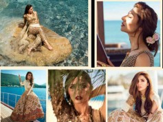 HOTTIE ON THE BEACH! Mahira Khan Looks Drop-Dead Gorgeous In These Pics From Her New Photo Shoot