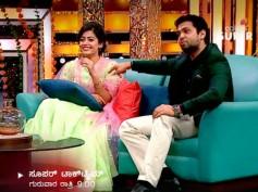 WATCH VIDEO: Rakshit Shetty Jovially Talks About Rashmika Mandanna's Complaints About Him!