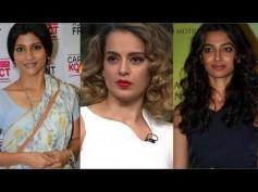 Konkona, Kangana, Radhika Apte Support #MeToo Campaign