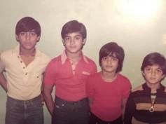 Salman Khan's Childhood Pic With Arbaaz Khan, Sohail Khan & Alvira Khan Is So Damn Cute! View Here