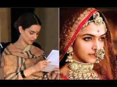 SHOCKING! Deepika Padukone's Popularity Is Making Kangana Ranaut INSECURE; Leaks Her Pictures