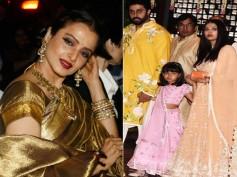 GOOD SANSKARS! What Aishwarya Rai Bachchan Told Aaradhya When They Met Rekha At A Party!