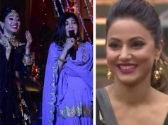 BB 11: Alka Yagnik Watches Bigg Boss For Hina Khan; But Is Disappointed With Hina's Behaviour!