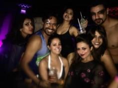 MUST SEE! Divyanka Tripathi, Vivek Dahiya, Ankita Bhargava & Other YHM Cast's Halloween Looks