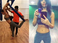 Amy Jackson Inspired By Michael Jackson For Robot Dance In Rajinikanth's 2.0!