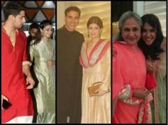 Ekta Kapoor's Diwali Bash Pics! Alia Bhatt, Sidharth Malhotra, Akshay Kumar & Others In Attendance!