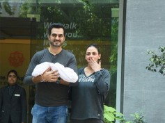 THE CHOSEN ONE! Meet Esha Deol And Bharat Takhtani's Baby Girl-Radhya Takhtani