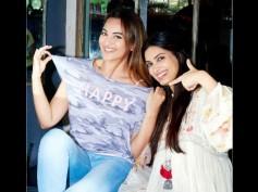 BUZZ NOW! Diana Penty & Sonakshi Sinha To Team Up For Happy Bhag Jayegi Returns