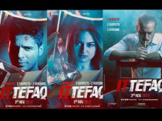 GUILTY OR INNOCENT? Sidharth Malhotra & Sonakshi Sinha Are Accused Of A Crime In Ittefaq New Posters