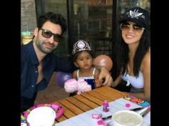 SHE'S A PRINCESS! Sunny Leone & Daniel Weber Celebrate Daughter Nisha Kaur Weber's Birthday