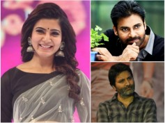 Pawan Kalyan And Trivikram Srinivas' Gift To Samantha!