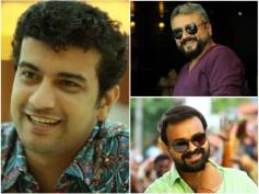 IT'S OFFICIAL! Jayaram & Kunchacko Boban To Team Up For Ramesh Pisharody's Directorial Debut!