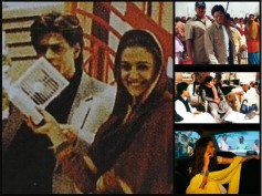 MEMORIES! This Goofy Picture Of 'OLD' Shahrukh Khan & Preity Zinta From Veer Zaara Sets Is So Cute!