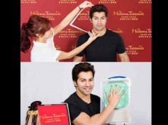 HE IS ON CLOUD NINE! Varun Dhawan To Get Waxed At Madame Tussauds Museum In Hong Kong