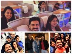 Divyanka-Vivek, Karan-Ankita & Others From Yeh Hai Mohabbatein Team Enjoy In Budapest – SEE PICS
