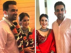 Wedding Bells! Zaheer Khan & Sagarika Ghatge Tie The Knot In A Private Affair!