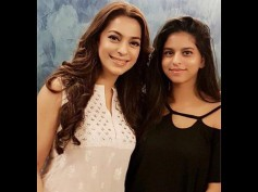 Suhana Khan Clicks Her First Picture With Juhi Chawla! Really Sweet
