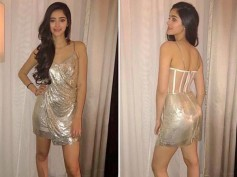 Ananya Pandey Looks Stunningly Beautiful At The After Party Of Le Bal Des Debutantes In Paris!