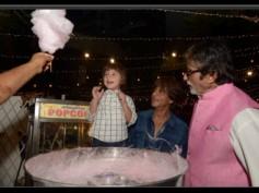 WHAT! Amitabh Bachchan Is Shahrukh Khan's 'Papa'? At Least, Little AbRam Thinks So!
