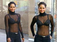 Bond Girl Halle Berry In Mumbai! Is Bollywood On The Cards?