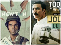 Rajkummar Rao's Newton & Akshay Kumar's Jolly LLB 2 Among Films To Be Screened At IFFI
