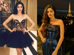 Ananya Pandey Looks Like A Dream At The Paris Le Bal Des Debutante! View Pictures