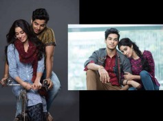 LOVE AT FIRST SIGHT! These New Photos Of 'Dhadak' Pair Ishaan Khattar & Janhvi Kapoor Are Too Cute