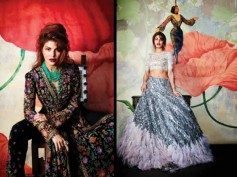 UFFF! Jacqueline Fernandez Looks Like An Indian Princess In This Royal Photoshoot