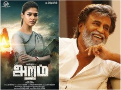 WOW! Superstar Rajinikanth Has Praises For Aramm!