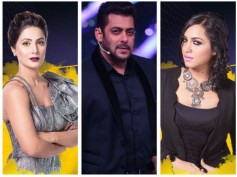 BB 11: Salman Takes Arshi Khan's Side Over Hina Khan; Why Aren't Wild Card Entries Introduced?