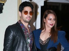 REALLY? Sonakshi Sinha Was Uncomfortable Shooting Seductive Scenes With Sidharth Malhotra!