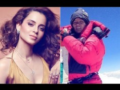 Kangana Ranaut To Play World's First Woman Amputee Who Scaled Mount Everest?