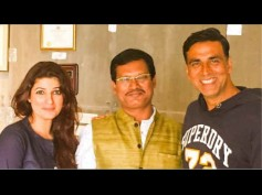 Akshay Kumar Was Not The First Choice For 'Padman': Twinkle Khanna