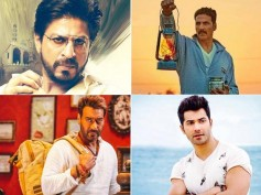 Who Is The Best Actor Of 2017 - Shahrukh Khan, Ajay Devgn, Akshay Kumar Or...?