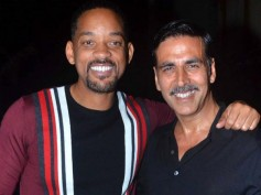 The Last Time I Was Here, We Had A Party At Akshay Kumar's Place & I Loved The Food: Will Smith